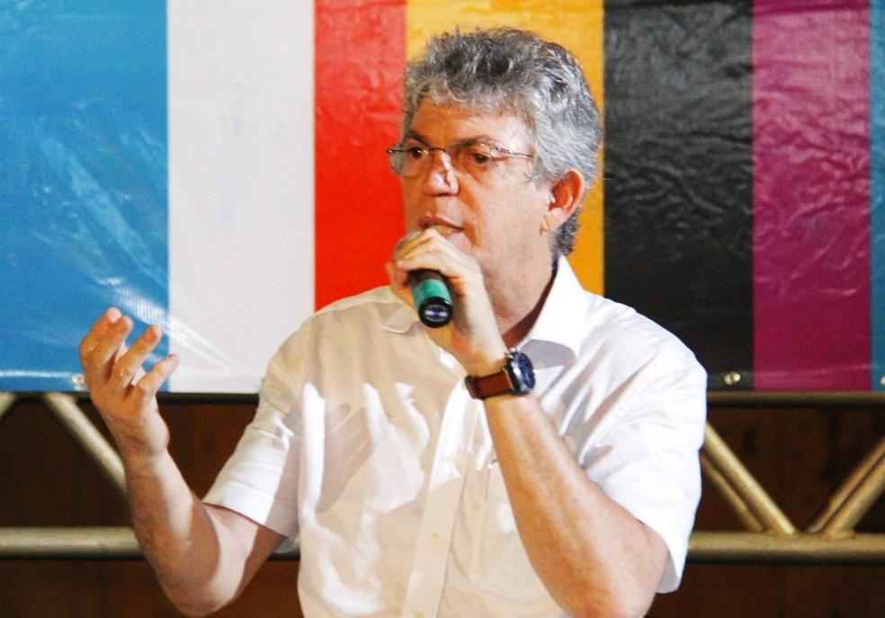 MPF PEDE AO STJ PARA PRENDER COUTINHO POR ROUBO DE R$130 MILHÕES NA PARAÍBA