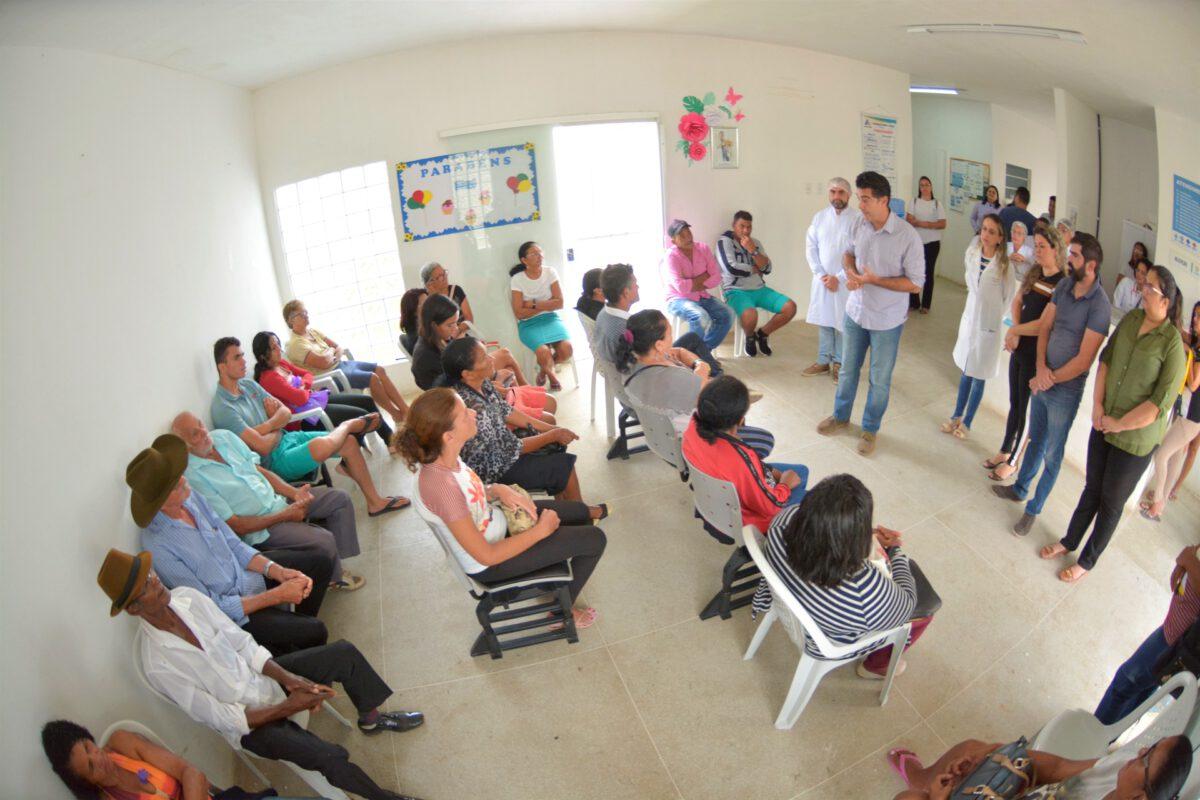 ARARIPINA: SECRETARIA DE SAÚDE FAZ ENTREGA DE 70 PRÓTESES DENTÁRIAS NO PROGRAMA 'ARARIPINA SORRIDENTE'