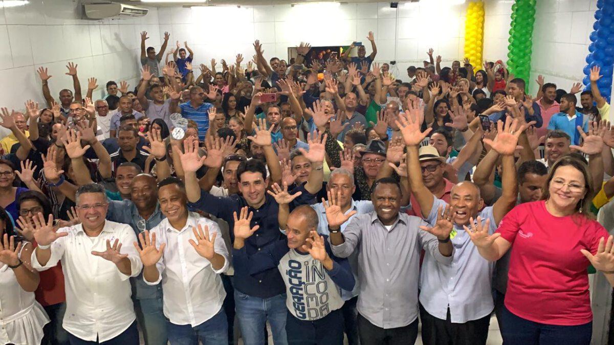 REPUBLICANOS LANÇA PRÉ-CANDIDATURA DO VEREADOR ALEMÃO À PREFEITURA DE PAULISTA