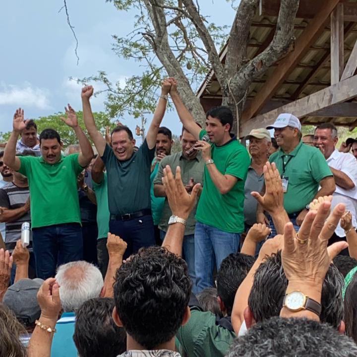 EM SURUBIM, REPUBLICANOS LANÇA PRÉ-CANDIDATURA DE FLÁVIO NÓBREGA À PREFEITURA