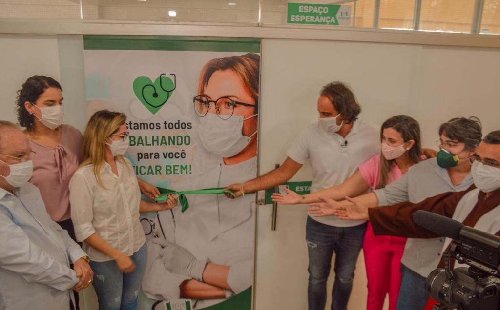 INAUGURADO EM OURICURI O PRIMEIRO HOSPITAL DE CAMPANHA DO SERTÃO DO ARARIPE