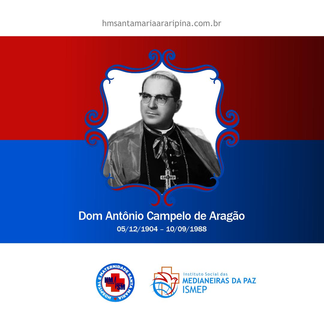 CONHEÇA A VIDA E OBRA DE DOM CAMPELO DE ARAGÃO