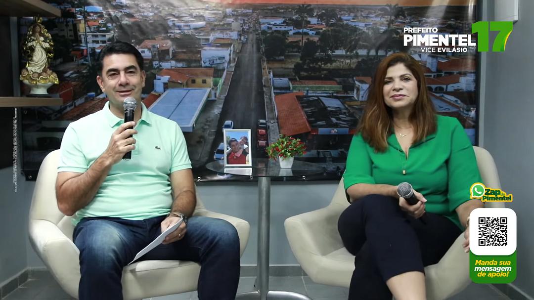 EM LIVE, PREFEITO PIMENTEL APRESENTA AVANÇOS NA SAÚDE DE ARARIPINA NA SUA GESTÃO